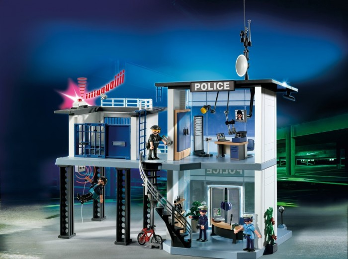 Juguete Playmobil City Action